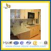 Bancada Venetian nova da pedra do ouro para a cozinha, Barth (YQL-CT0025)