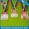 Haltbare populäre stempelnde Medaillen-Andenken-fördernde Geschenk-Medaille