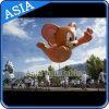 Mouse inflável balão balão insufláveis gigantes, Balão de animal insufláveis gigantes
