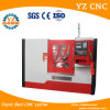 중국 합성 함수 기울기 침대를 맷돌로 가는 싼 CNC 기계 선반