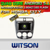 Witson Android 5.1 voiture DVD GPS pour Honda City (A5777)