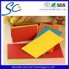 10 sobres del papel de señora Wallet Style Kraft de los colores