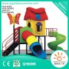 Trasparenza esterna di plastica della strumentazione di divertimento del campo da giuoco dei bambini con il certificato di CE/ISO