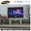 Farbenreiche im Freienbekanntmachen IP65 LED-Bildschirmanzeige P5