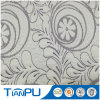 Tissu de coutil de tricotage circulaire de matelas avec Traitement-Anti-Pilling, antistatique, imperméable à l'eau Tp160 spécial