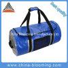 Lo sport esterno trasporta il sacchetto impermeabile della tela incatramata della spalla del Duffel di corsa