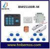 Control de acceso a la puerta con el controlador de teclado lector RFID Caja de ABS, control remoto