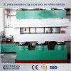 Maxillaire-Type presse de vulcanisation hydraulique pour la piste en caoutchouc