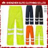Pantaloni impermeabili del Workwear della carreggiata riflettente all'ingrosso del cotone (ELTHVPI-19)