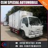 Camion di raffreddamento refrigerato 5ton di Isuzu Van Refrigeration Box