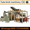Machine de fabrication de brique de verrouillage complètement automatique de pression hydraulique aux EAU