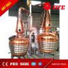 Deutscher roter kupferner SpiritusMoonshine, der noch Gerät für Verkauf destilliert