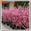 Fiore di ciliegia artificiale di vendita calda 2016 mini per la decorazione esterna