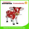 Cadeau de porcelaine pour enfants Statue de vache de Noël pour boîte d'épargne