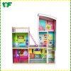 새로운 아이 교육 장난감 나무로 되는 실내 인형 집
