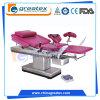 La consegna Obstetric elettrica provata FDA del tavolo operatorio delle attrezzature mediche del Ce inserisce