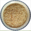 Белое зерно лука для ингридиентов еды
