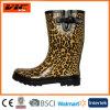 De klassieke Waterdichte Korte Laarzen van de Regen van de Stof voor Vrouwen