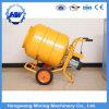 Boa qualidade de 140L 160L 200L pequena máquina de mistura de concreto de cimento
