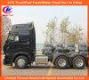HOWO 420HP cabeça caminhão trator RHD
