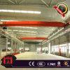 Pont roulant de poutre d'élévateur simple de câble métallique 18 tonnes