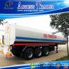 El combustible de camiones cisterna semi remolque (LAT9402gris)