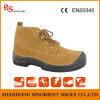 Corte médio de trabalho de engenharia de calçado de segurança para os homens o SNS707