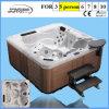 耐久のよい価格の支えがない鉱泉の浴槽