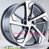 Voiture de 19 pouces en aluminium de jantes de roues en alliage de réplique Audi