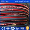 Tubo flessibile idraulico flessibile di R1 R2 1sn 2sn