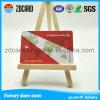 Tarjeta inteligente RFID de la seguridad de la viruta en blanco del PVC