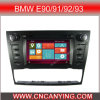 BMW E90/91/92/93 Android (AD-9203)를 위한 차 DVD GPS