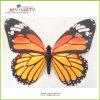 2016 nuevo diseño de decoración de pasar el papel de la mariposa