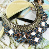 Costume를 위한 형식 Jewelry Rhinestone Bead Jewelry Necklace