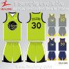 Healong販売のための涼しいデザインスポーツの摩耗の昇華男子バスケットボールジャージー