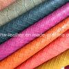 Plutônio Leather da alta qualidade para Handbag (HW-1650)