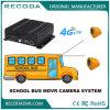 Kamera-Fahrzeug-Videogerät des Schulbus-4 mit freier Handy APP, 4G GPS 720p Mdvr