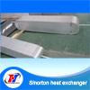 空気圧縮機のための熱交換器を乾燥する高品質の大きいアルミニウム水