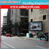 Publicidade exterior Rolando Lightbox Outdoor com retroiluminação LED