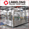 As vendas directamente a máquina de enchimento de garrafas de plástico automática para chá preto