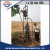 Mini bewegliche flache gasbetriebene Wasser-Vertiefungs-Ölplattform-Maschine für Verkauf