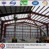 Haz de almacén de estructura metálica prefabricada