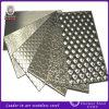 304枚の装飾的なステンレス鋼シート