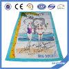 SGS сертификат печатается на пляже полотенце (SST0263)