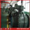 API 6D Roestvrij staal Trunnion Ball Valve (Q47F)