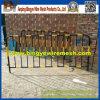 Cerco provisório soldado provisório do PVC da cerca