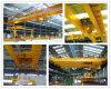 Сверхмощная стальная плита поднимая надземный кран 15 тонн