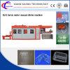 Plastikei-Tellersegment Thermoforming Maschine mit Servofahrer-System