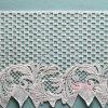 女性の服のためのかぎ針編みのレースのメッシュ生地