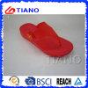 Nuevos flip-flop rojos simples para las mujeres (TNK20286)